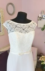 Romantica | Wedding Dress | Column | W528L