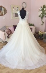 Rebecca Ingram | Wedding Dress | Aline | W535L