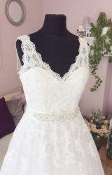 Charlotte Balbier | Wedding Dress | Aline | W532L