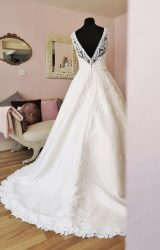 Ronald Joyce | wedding Dress | Aline | W540L