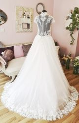 Mooshki | Wedding Dress | Aline | W542L