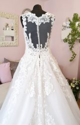 David Tutera | Wedding Dress | Aline | W543L