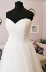 Justin Alexander | Wedding Dress | Aline | W548L