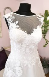 Sincerity | Wedding Dress | Aline | W551L