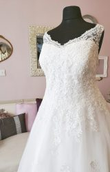 Catherine Parry | Wedding Dress | Aline | W557L