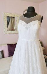 Catherine Parry | Wedding Dress | Aline | W559L