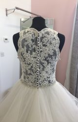 Pronovias | Wedding Dress | Aline | D928K