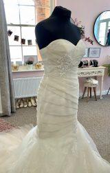 Sophia Tolli | Wedding Dress | Fishtail | D944K