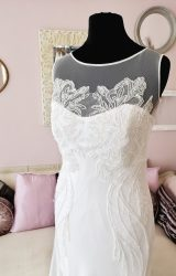 David Fielden | Wedding Dress | Column | W566L