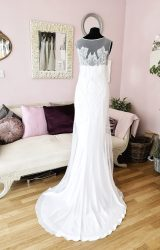 David Fielden   Wedding Dress   Column   W566L