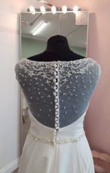 Sincerity | Wedding Dress | Aline | D945K