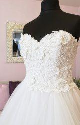 Enzoani | Wedding Dress | Aline | W571L