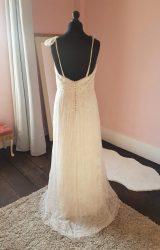 Catherine Deane | Wedding Dress | Column | SH48S