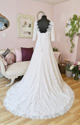 Millie May | Wedding Dress | Fit to Flare | W572L