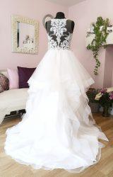 La Sposa   Wedding Dress   Aline   W573L
