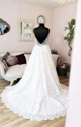 Morilee | Wedding Dress | Aline | W576L