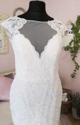 Phil Collins | Wedding Dress | Fishtail | W577L