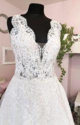 Morilee | Wedding Dress | Aline | W578L