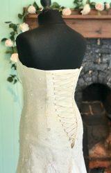 Charlotte Balbier | Wedding Dress | Drop Waist | SH11S