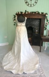 Morilee | Wedding Dress | Fit to Flare | SH20S