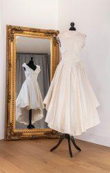 David Fielden | Wedding Dress | Tea Length | WH3C