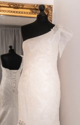 Maggie Sottero | Wedding Dress | Fishtail | WH23C