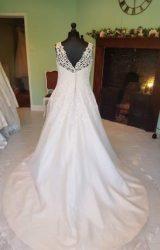 Justin Alexander | Wedding Dress | Aline | SH43S