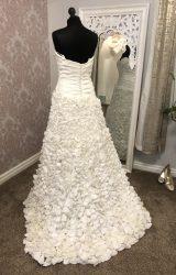 Justin Alexander | Wedding Dress | Aline | Y85E