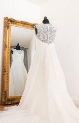 Mark Lesley | Wedding Dress | Aline | WH41C
