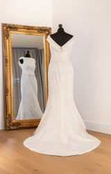 Alan Hannah | Wedding Dress | Fit to Flare | WH37C