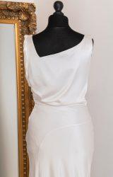 David Fielden | Wedding Dress | Sheath | WH57C