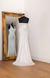 David Fielden | Wedding Dress | Halter Neck | WH58C