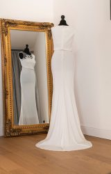 David Fielden | Wedding Dress | Sheath | WH59C