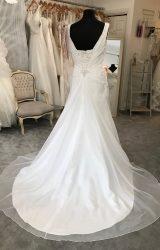 White Rose | Wedding Dress | Aline | M98S