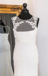 David Fielden | Wedding Dress | Sheath | WH61C