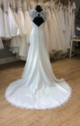Mark Lesley | Wedding Dress | Fit to Flare | L374C