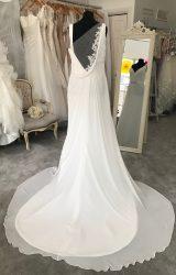 Linear Raffaelli | Wedding Dress | Aline | M101S