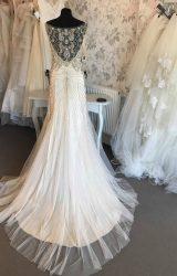 Bowen Dryden | Wedding Dress | Empire | B214