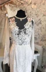 Bowen Dryden   Wedding Dress   Aline   B215