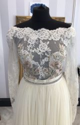 Bowen Dryden | Wedding Dress | Separates | WF158 / WF157