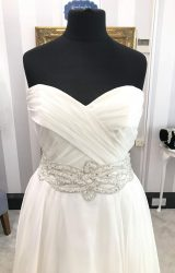 Charlotte Balbier | Wedding Dress | Tea Length | WF147H