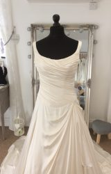 Alan Hannah | Wedding Dress | Aline | LE219M