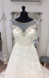 Justin Alexander | Wedding Dress | Aline | LE220M