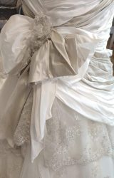 Ian Stuart | Wedding Dress | Drop Waist | N131