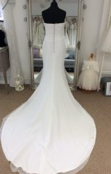 Benjamin Roberts | Wedding Dress | Fit to Flare | LE226M