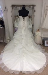 Mark Lesley | Wedding Dress | Drop Waist | LE230M