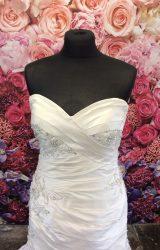 Justin Alexander | Wedding Dress | Aline | ST289S