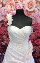 Charlotte Balbier | Wedding Dress | Aline | ST306S