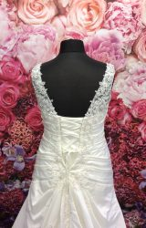 Venus | Wedding Dress | Aline | ST309S