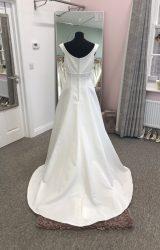 Paloma Blanca   Wedding Dress   Aline   D891K